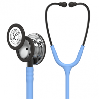3M™ Littmann® Classic III™ Monitoring Stethoscope, Mirror Finish Chestpiece, Ceil Tube, Smoke Stem and Headset, 27 inch, 5959