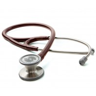 Adscope® 601 Convertible Cardiology Stethoscope #601 Burgundy