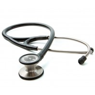 Adscope® 601 Convertible Cardiology Stethoscope #601Black