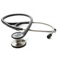 Adscope® 601 Convertible Cardiology Stethoscope #601-Metallic Grey