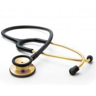 Adscope® 603 Clinician Stethoscope-Gold/Black