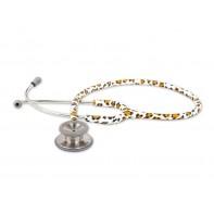 Adscope® 603 Clinician Stethoscope-Leopard