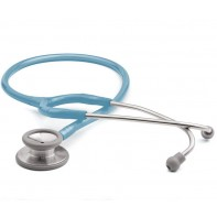 Adscope® 603 Clinician Stethoscope-Metallic Ceil Blue