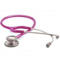 Adscope® 603 Clinician Stethoscope-Metallic Raspberry