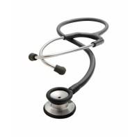 Black Pediatric stethoscope