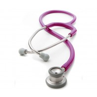 Adscope® 605 INFANT Clinician Stethoscope-Metallic Raspberry