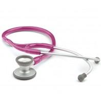 Adscope®Ultra-lite Cardiology Stethoscope  #606-Metallic Raspberry