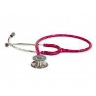 Adscope® 608 Convertible Clinician Stethoscope #608- Midnight Rose