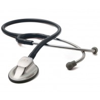 Adscope® 615 Platinum Clinician Stethoscope #615 - Black