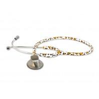 Adscope® 615 Platinum Clinician Stethoscope #615 - Leopard