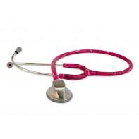 Adscope® 615 Platinum Clinician Stethoscope #615 - Midnight Rose