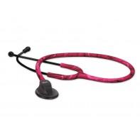 Adscope® 615 Platinum Clinician Stethoscope #615 - Midnight Rose Tactical