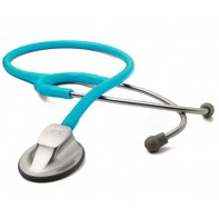 Adscope® 615 Platinum Clinician Stethoscope #615 - Turquoise