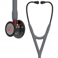 3M™ Littmann® Cardiology IV™ Diagnostic Stethoscope, Limited Edition, Gray Tube, 27 inch, 6183