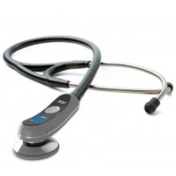 Adscope 658 Electronic Stethoscope-Black