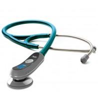 Adscope 658 Electronic Stethoscope-Metallic Caribbean