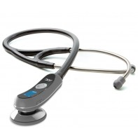 Adscope 658 Electronic Stethoscope-Metallic Gray