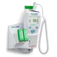 Welch Allyn SureTemp® Plus 690 Thermometer w/ Wall Mount #01690-300