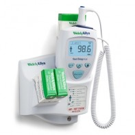 Welch Allyn SureTemp 692 Thermometer with 9 ft. Cord and Wall Mount   #01692-300