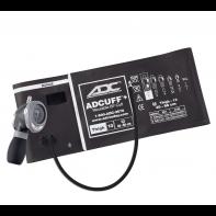 ADC Diagnostix™ 703+ Palm Aneroid Sphyg with Adcuff+#703-13TBR1-Thigh