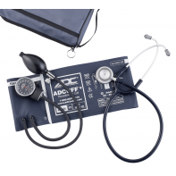 ADC Pro's Combo V™+ Pocket Aneroid/Scope Kit with Adcuff+#728-619-11AN1