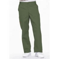 Dickies Men's Zip Fly Pull-On Pant #81006