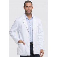 "Dickies 31"" Men's Snap Front Lab Coat #81403"
