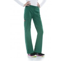 Dickies Mid Rise Moderate Flare Leg Pull-On Pant #82204AT