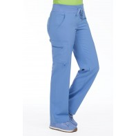 Activate by MedCouture Knit Waist Drawstring Yoga Pant  #8747