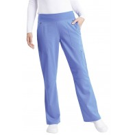 "Purple Label Yoga ""Tori"" Pant by Healing Hands #9133"