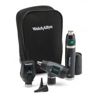Welch Allyn Diagnostic Set  w/ Soft Case#97201-MS