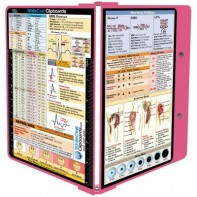 WhiteCoat Clipboard Nursing Edition - NUR-Pink