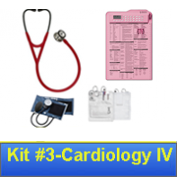 Nurse Kit #3 with Cardiology IV Nurse Kit   #6152-3