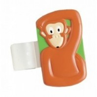 PediaPals Stethoscope I.D. Tags-100076-Chimp