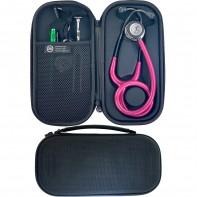 Pod Technical Classic Micro Stethoscope Case- Black