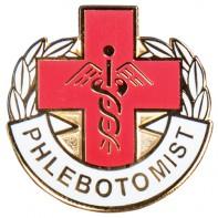 Cherokee Emblem Pin CMEP - Phleb