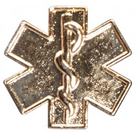 Cherokee Emblem Pin CMEP - Star of Life