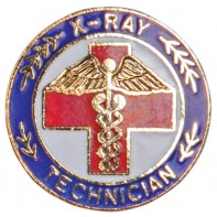 Cherokee Emblem Pin CMEP - X-RAY #5063