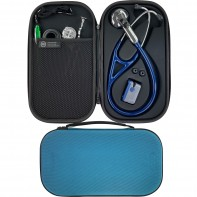 Pod Technical Cardiopod II Hard Stethoscope Case - Caribbean