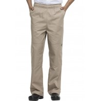 Dickies Chef Unisex Double Knee Baggy Elastic Pant #DC15
