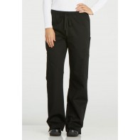 Dickies Chef Women's Elastic Drawstring Low Rise Pant #DC17