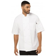 Dickies Chef Unisex Cool Breeze Chef Coat #DC412