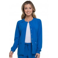 Dickies Snap Front Warm-up Jacket #DK305