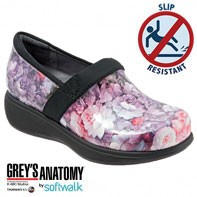 Grey's Anatomy Meredith Sport Softwalk Nursing Shoe #G1700-722-Purpler Pink (Call or e-mail for special pricing)