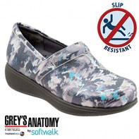 Grey's Anatomy Meredith Sport Softwalk Nursing Shoe #G1700-723-Purple Cloud (Call or e-mail for special pricing)