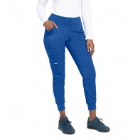 Barco Women's Impact 6PKT Space Dye Waist Jogger #GIP554