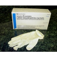 Disposable Latex Exam Gloves #MG1200 Series