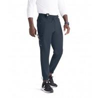 Barco Grey's Anatomy Men's 5PKT Elastic Waist Zip Jogger #GRSP550
