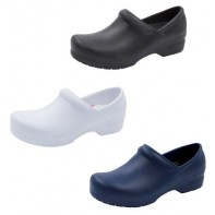 AnyWear by Cherokee SR Antimicrobial Step In Shoe - GUARDIANANGEL
