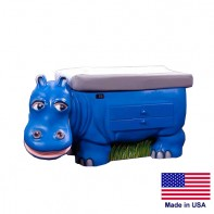 Zoo Pals Hippo Exam Table